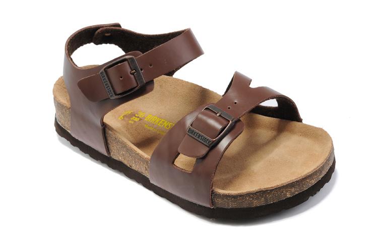 birkenstock rio sandals chocolate birkenstock264 69. Black Bedroom Furniture Sets. Home Design Ideas